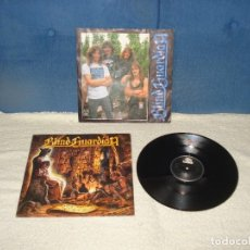 Discos de vinilo - LP-BLIND GUARDIAN- TALES FROM THE TWILIGHT WORLD MADE IN WEST GERMANY 1990 - 126156371