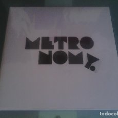 Discos de vinilo: ESPECTACULAR 2LP VINILO METRONOMY - SAME TITLE / ORIG. USA PRESS 2016 / TOP COPY!!!! / RARO!!!!. Lote 126176867