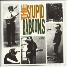 Discos de vinilo: THE STUPID BABOONS- WILL I BE TRUE. EP ANIMAL RECORDS 1996. Lote 126212531