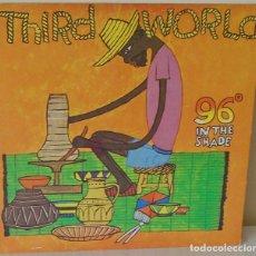 Discos de vinilo: THIRD WORLD - 96 IN THE SHADE ISLAND - 1977. Lote 126278083