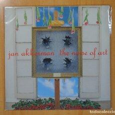 Discos de vinilo: JAN AKKERMAN - THE NOISE OF ART - LP. Lote 126279266