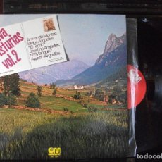 Discos de vinilo: VIVA ASTURIAS VOL 2 LP MOVIPLAY 1978 COMO NUEVO ¡¡ ARMANDO MONTES , EL TORDIN , JOSEFINA ... PEPETO. Lote 126306087