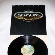 Discos de vinilo: THE FOUR SEASONS. HELICON, FRANKIE VALLI, ORG EDT USA, EXC. Lote 126340619