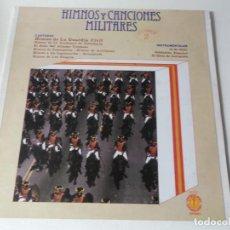 Discos de vinilo: HIMNOS Y CANCIONES MILITARES DE ESPAÑA VOLUMEN 2. Lote 126340803