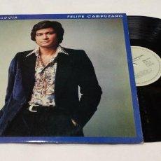 Discos de vinilo: ANDALUCIA FELIPE CAMPUZANO LP 1978. Lote 126351667