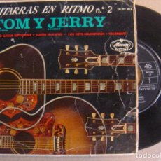 Discos de vinilo: TOM Y JERRY - CUANDO LLEGUE SEPTIEMBRE - EP 1963 - MERCURY - GUITARRAS EN RITMO. Lote 126361215
