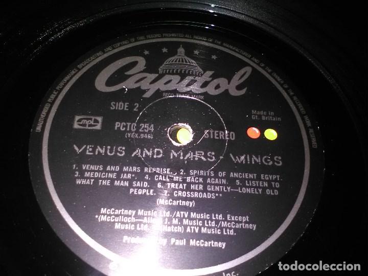 Wings - lp - venus and mars - paul mccartney - - Sold