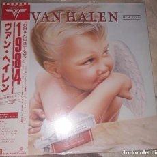 Discos de vinilo: LP VINILO JAPONÉS DE VAN HALEN - 1984. Lote 126372979