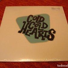 Disques de vinyle: COLD COLD HEARTS LP SAME KILL ROCK STARS ORIGINAL USA 1997 MINT + 2 ENCARTES. Lote 126374543