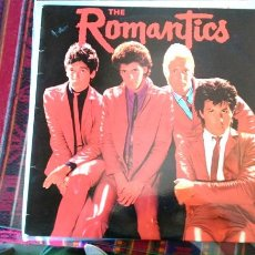 Discos de vinilo: THE ROMANTICS - THE ROMANTICS 1980 ESPAÑA. Lote 126451196