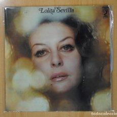 Discos de vinilo: LOLITA SEVILLA - LOLITA SEVILLA - LP. Lote 126472784