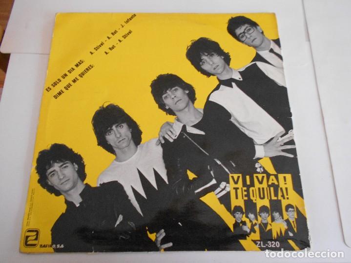 Discos de vinilo: TEQUILA-MAXI EN AZUL-DIME QUE ME QUIERES - Foto 2 - 126477687