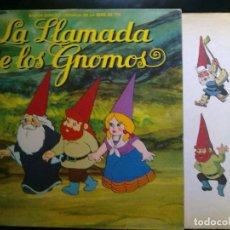 Discos de vinilo: LA LLAMADA DE LOS GNOMOS. Lote 126494831