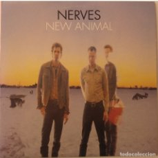 Discos de vinilo: NERVES.NEW ANIMAL.(THRILL JOCKEY RECORDS 1999).USA.. Lote 37388969