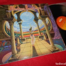Discos de vinilo: MEDINA AZAHARA LP 1979 CBS GATEFOLD SPAIN PROG ROCK ANDALUZ. Lote 126507067