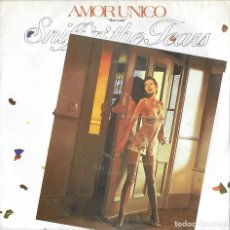 Discos de vinilo: SNIFF´N´THE TEARS: AMOR ÚNICO (ONE LOVE) / CINCO Y CERO (FIVE & ZERO). Lote 126518487