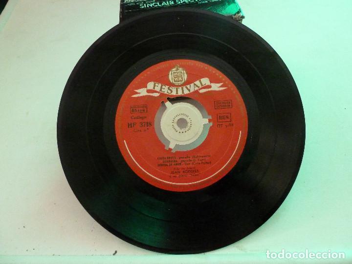 Discos de vinilo: JEAN RODERES - 2 CIGARROS Y 1 WHISKY - Foto 3 - 126549367