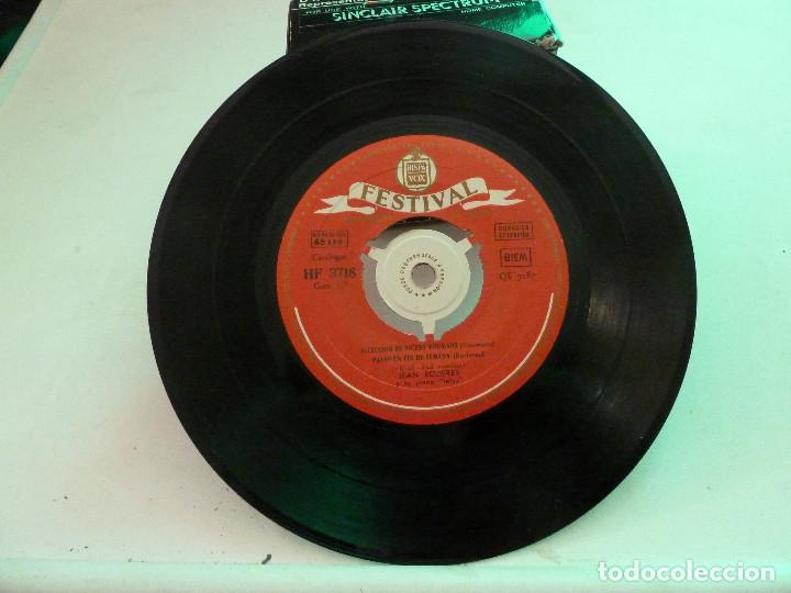 Discos de vinilo: JEAN RODERES - 2 CIGARROS Y 1 WHISKY - Foto 4 - 126549367
