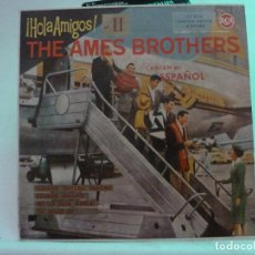 Discos de vinilo: THE AMES BROTHERS CON ESQUIVEL Y SU ORQUESTA - HOMA AMIGOS II. Lote 126558887