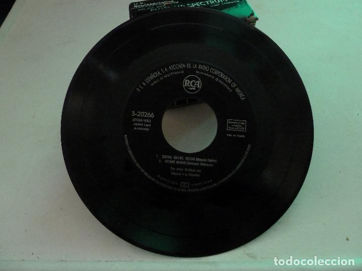 Discos de vinilo: THE AMES BROTHERS CON ESQUIVEL Y SU ORQUESTA - HOMA AMIGOS II - Foto 3 - 126558887
