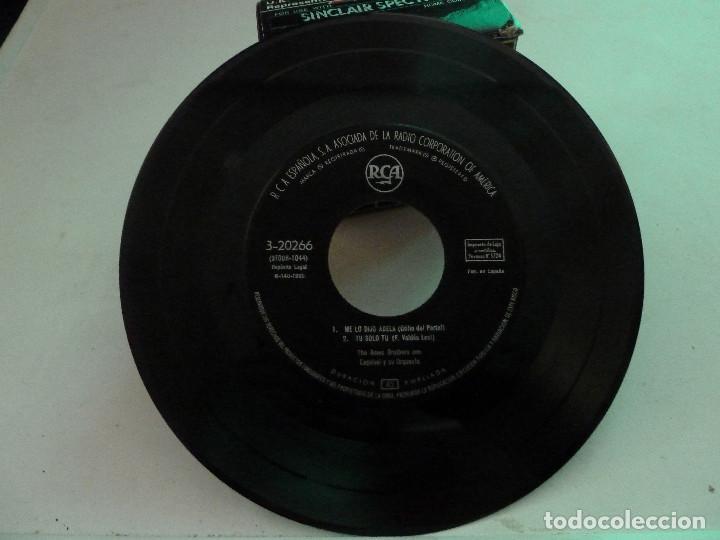 Discos de vinilo: THE AMES BROTHERS CON ESQUIVEL Y SU ORQUESTA - HOMA AMIGOS II - Foto 4 - 126558887