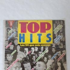 Discos de vinilo: TOP HITS 1991. Lote 126563779