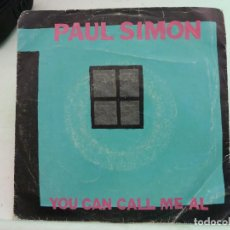 Discos de vinilo: PAUL SIMON - YOU CAN CALL ME AL. Lote 126583795