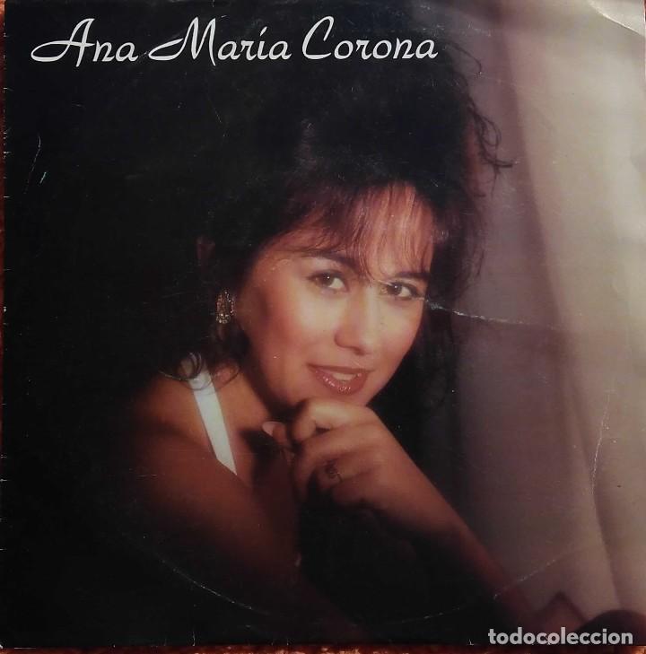 VINILO EP ANA MARIA CARONA, UN CLASICO, 1994 (Música - Discos de Vinilo - Maxi Singles - Otros Festivales de la Canción)
