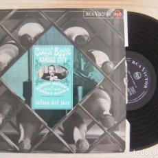 Discos de vinilo: COUNT BASIE - COUNT BASIE IN KANSAS CITY - LP ESPAÑOL 1965 - RCA. Lote 126597303