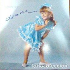 Discos de vinilo: DIANA– CANTA CON DIANA (ED.: ESPAÑA, 1982). Lote 126601031