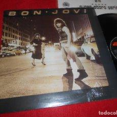Discos de vinilo: BON JOVI BON JOVI LP 1987 MERCURY SPAIN. Lote 126602963