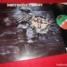 Discos de vinilo: MOTHER'S FINEST IRON AGE LP 1981 ATLANTIC USA. Lote 126603135