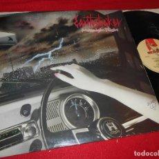 Discos de vinilo: EARTHSHAKER MIDNIGHT FLIGHT LP 1984 MUSIC FOR NATIONS FRANCE. Lote 126603323