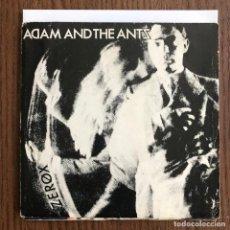 Discos de vinilo: ADAM & THE ANTS - ZEROX / PHYSICAL - SINGLE DO IT UK 1979. Lote 126625439