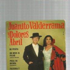 Discos de vinilo: JUANITO VALDERRAMA. Lote 126630715