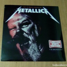 Discos de vinilo: METALLICA - THE ULTIMATE ROOTS OF METALLICA (LP MUSIC & MEDIA MM 990) PRECINTADO. Lote 126642055