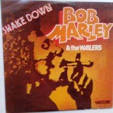 Discos de vinilo: BOB MARLEY- SHAKE DOWN - SPAIN LP 1980 - VINILO COMO NUEVO.. Lote 126657095