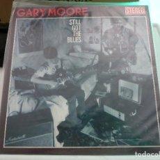 Discos de vinilo: GARY MOORE - STILL GOT THE BLUES. Lote 126677963
