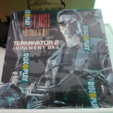 Discos de vinilo: GUNS AND ROSES - YOU COULD BE MINE - TERMINATOR 2 - MAXI 12 PULGADAS - NEW. Lote 126681099