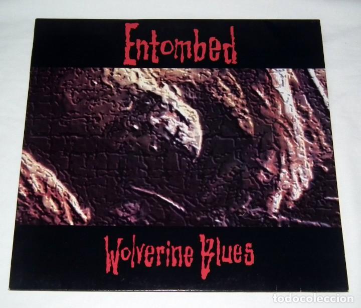 LP ENTOMBED - WOLVERINE BLUES (Música - Discos - LP Vinilo - Heavy - Metal)