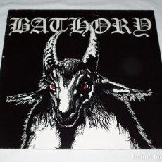 Discos de vinilo: LP BATHORY - BATHORY. Lote 126707099