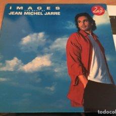 Discos de vinil: JEAN MICHELJARRE (IMAGES THE BEST OF) LP ESPAÑA 1991 (VIN-A4). Lote 126713831