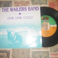 Discos de vinilo: THE WAILERS BAND - ONE ONE COCO (SINGLE PROMO ATLANTIC 1989)OG ESPAÑA. Lote 126729975