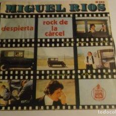 Discos de vinilo: MIGUEL RIOS-DESPIERTA. Lote 126733039