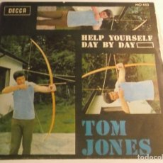 Discos de vinilo: TOM JONES-HELP YOURSELF. Lote 126733303
