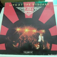 Discos de vinilo: IAN GILLAN BAND - LIVE AT THE BUDOKAN. Lote 126733871