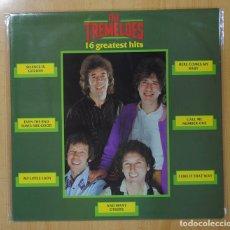 Discos de vinilo: THE TREMELOES - 16 GREATEST HITS - LP. Lote 126734950