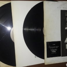 Discos de vinilo: STING NOTHING LIKE THE SUN DOBLE. Lote 126763371