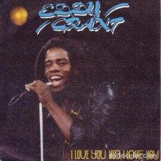 Discos de vinilo: EDDY GRANT – I LOVE YOU YES, I LOVE YOU (ED.. ESPAÑA, 1981). Lote 126764031