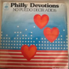 Discos de vinilo: PHILLY DEVOTIONS. Lote 126784999